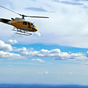 Private helicopter tours