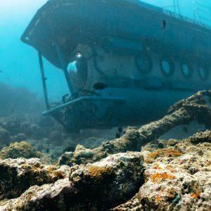 Plongée en sous-marin